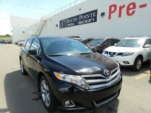 2015 Toyota Venza XLE V6 | Navigation | Leather | Moonroof