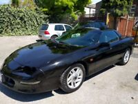 1996 Chevrolet Camaro V6 for £4000