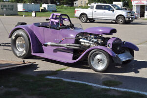 1927 Ford Sidesteer Roadster Drag Car