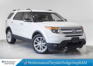 2015 Ford Explorer XLT * 20 Wheels * Nav * Leather