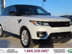 2016 Land Rover Range Rover Sport V8 Supercharged DYNAMIC - CPO