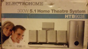 Electrohome Home Theatre System