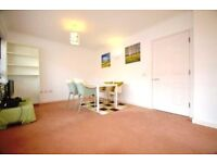 Modern ground floor apartment with two good size double bedrooms moments from south Wimbledon tube