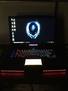 "Alienware 15.6"" GAMING laptop NEVER USED!!!"