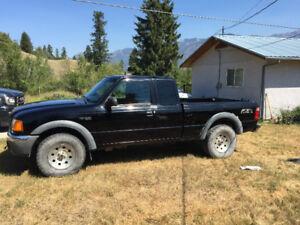 2004 Ford Ranger FX4 Level 2 Pickup Truck