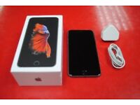 IPhone 6S plus 128 GB unlocked space grey boxed as new