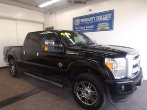 2016 Ford Super Duty F-250 PLATNIUM LEATHER NAVI SUNROOF