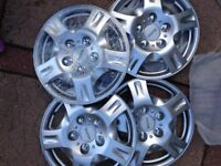 """Michelin 13"""" Car Wheel Trims with NVS"""
