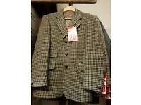 Original Harris Tweed Jackets.