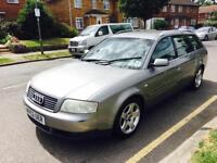 AUDI A6 TDI SE 2003 1.9 DIESEL ENGINE NOT BMW VW OR OPEL