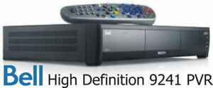 BELL 9241 PVR SATELLITE RECEIVER
