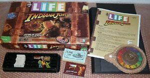 The Game Of Life_ INDIANA JONES edition