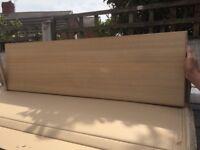 Worktop - oak effect Brand new