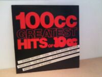 10cc Greatest Hits vinyl LP