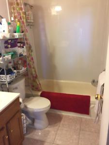 2 bedroom for rent Sept