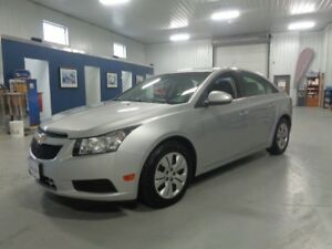 2014 Chevrolet Cruze LT 1.4L 4CYL TURBO 6 SPD AUTO