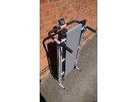 £20: Pro fitness manual treadmill - hardly used