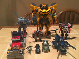 Transformers - Every Generation