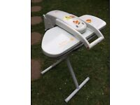 E&R Classic Ultra Compact Steam Press & Stand (Mark 2) - ironing made easy