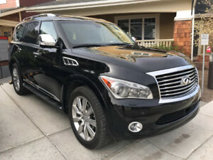 2013 Infiniti QX56 Technology Package SUV
