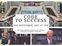 CODE to Success - seminar
