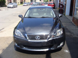 2009 Lexus IS 250 Berline AWD