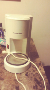 Proctor & Silex Coffee Maker