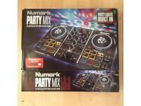 Numark party mix Dj controller £50