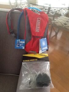 Camelbak Hydration Pack with cleaning brush....NEW