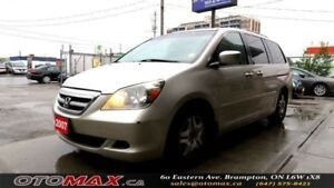 2007 Honda Odyssey EX-L | NO ACCIDENT | LEATHER SEATS | SUNROOF