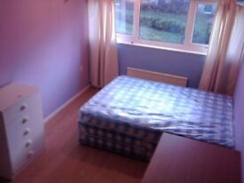 (All Bills Included) Fully Furnished Double Room to Let With Brand New Mattress - 2 rooms left