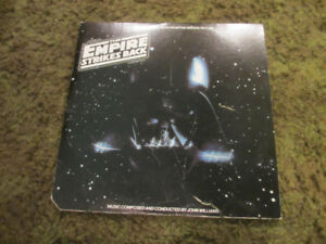 EMPIRE STRIKES BACK SOUNDTRACK--JOHN WILLIAMS