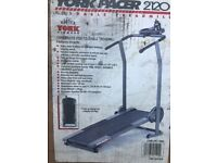 York pacer 2120 treadmill £80