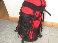 A couple are new/unused & most are lightly used rucksacks 50 litres to 70 litres-from £35 to £45each