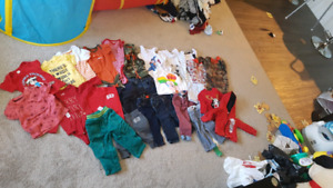 Lots of baby boy clothes ( 6 to 12 months) 7