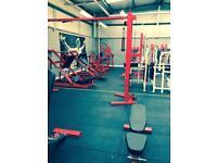 24 hour strength gym