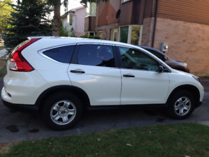 2015 Honda CR-V LX - 2 WHEEL DRIVE -50,462 Km