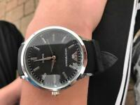 New Emporiol Armani quartz watch