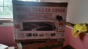 ADCO All Climate & Wind Designer Series 3 Layer RV Cover