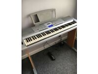 Yamaha DGX-205 Portable Grand