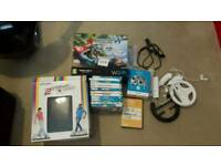 Wii u 32gig fully boxed