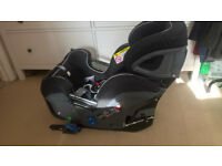 Klippan Kiss carseat, isofix and extended rear-facing (bought in 2016)