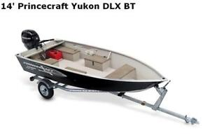 Princecraft Aluminum Fishing Utility Boats