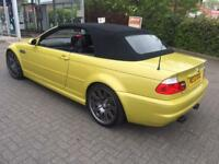 BMW M3 3.2 CONVERTIBLE 2004. CHEAP