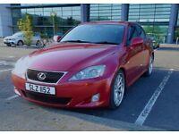 Lexus IS250 Auto Top of Range (SEL) [M sport, S Line, RS)