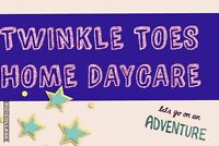 TWINKLE TOES HOME DAYCARE
