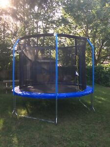 NEW PRICE - BRAND NEW 10 foot trampoline from JYSK