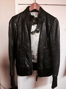 Mackage Ellie Leather Jacket