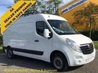 2013/ 62 Vauxhall Movano F3500 2.3CDTI 125 L2 H2 [ MOBILE WORKSHOP ] Van FWD
