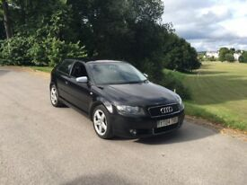 AUDI A3,BLACK EDITON,S LINE. NEW CLUTCH ,ENGINE AND GEAR BOX